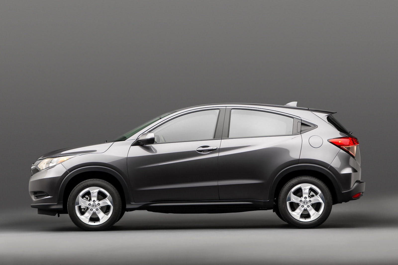 2015 Honda HR-V Side