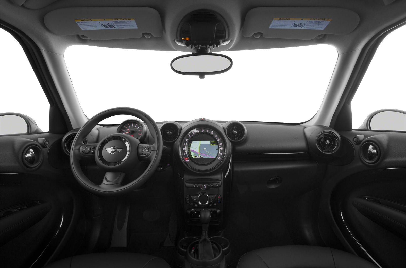 2017 mini countryman redesign info pricing release date - Countryman interior ...