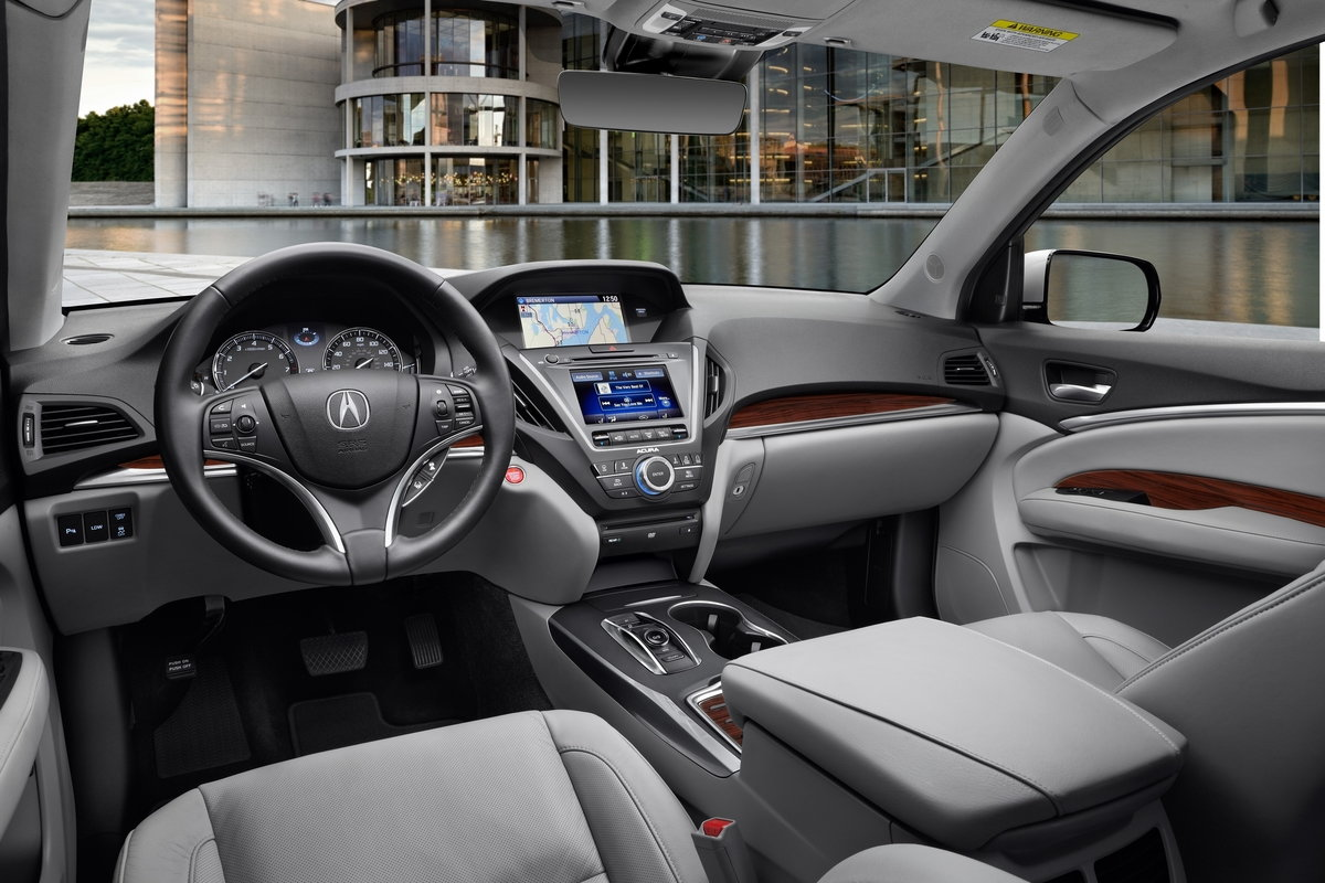 2017 Acura MDX: Preview, Release Date