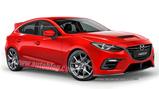 2016 Mazda MAZDASPEED3