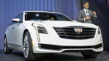 2016 Cadillac CT6 Plug-In Hybrid