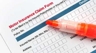 Claim Form for Car Insurance