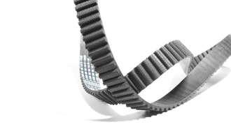 Radiator Fan Belt