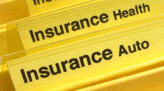 Auto Insurance Folder