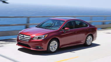 2017 Subaru Legacy: Preview, Release Date