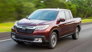 2018 Honda Ridgeline: Preview, Pricing, Release Date
