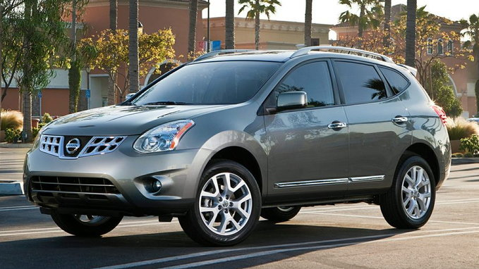 nissan rogue select gets up to 2 000 off msrp for memorial day carsdirect. Black Bedroom Furniture Sets. Home Design Ideas