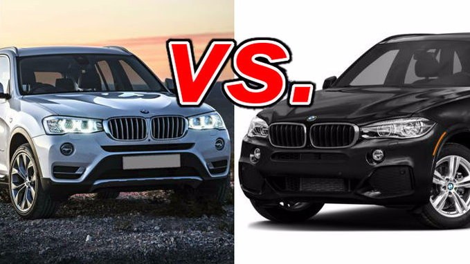 Forester vs x1 autos post for Honda cr v vs bmw x3