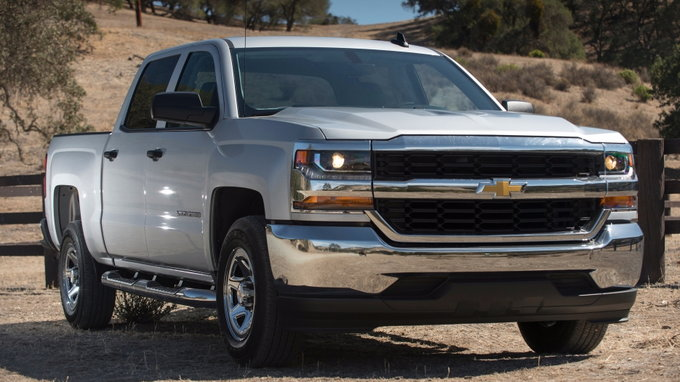 2017 chevrolet silverado 1500 styles features highlights. Black Bedroom Furniture Sets. Home Design Ideas