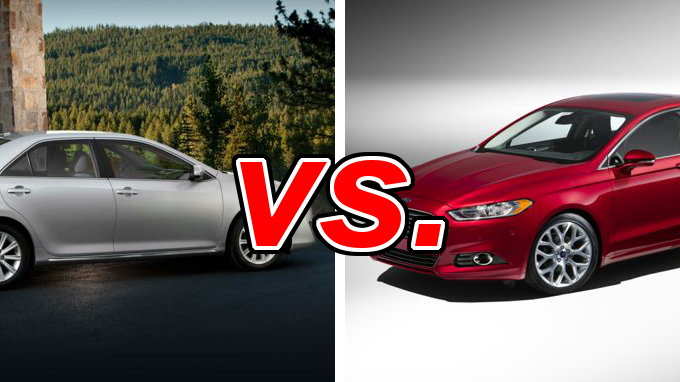 Used Cars Huntington Wv >> Toyota Camry vs. Ford Fusion - CarsDirect