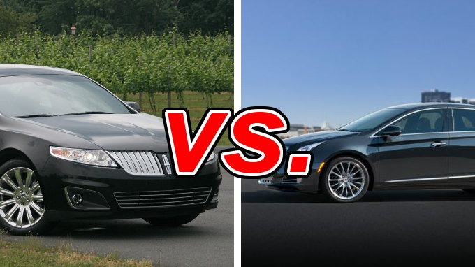 Build Your Own Subaru >> Lincoln MKS vs Cadillac XTS - CarsDirect