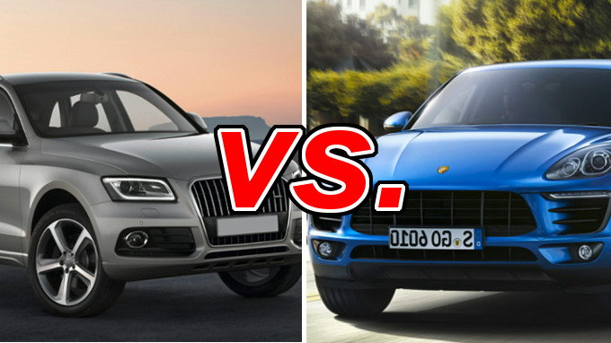 audi q5 vs porsche macan carsdirect. Black Bedroom Furniture Sets. Home Design Ideas