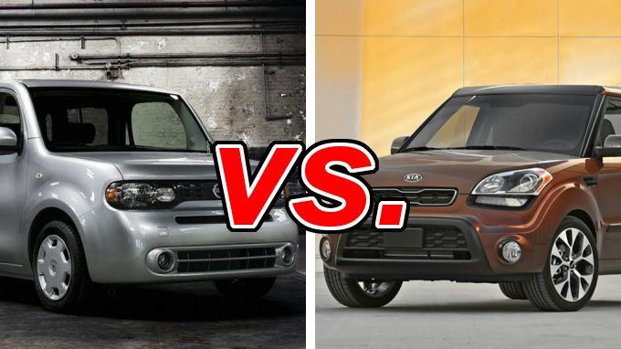 Forester Vs Outback >> Nissan Cube vs. Kia Soul - CarsDirect