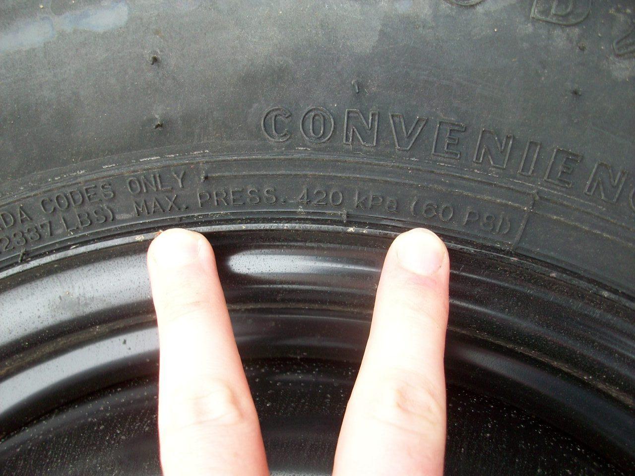 Psi Tire Pressure >> Lexus Why is My Tire Pressure Light On - Clublexus