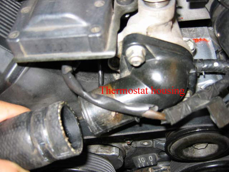 Thermostat Location For 2001 Lexus Es300 on toyota tundra knock sensor location