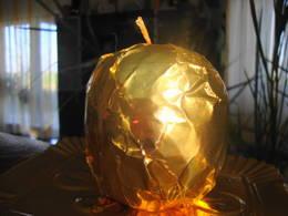 Golden apple I made