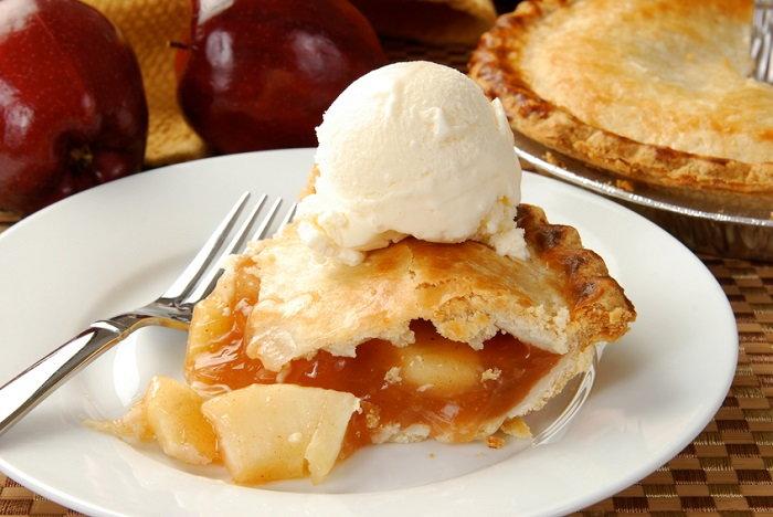 apple pie snack