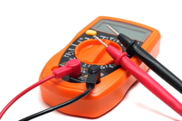 ohmmeter to test fuel pump relay