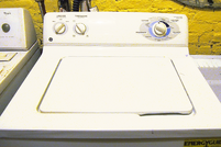 washing machine lid