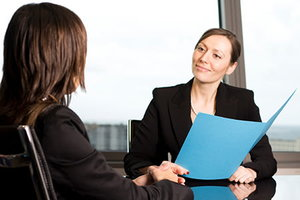 The Job Interview: 'Do You Have Any Questions?'