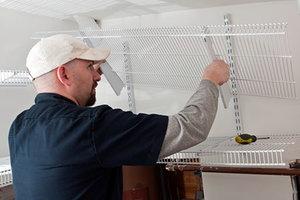 Build Closet Shelving 1 - Planning and Designing