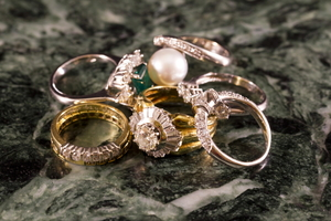 How to Clean Your Rhodium-plated Jewelry