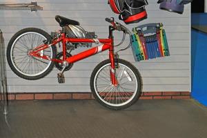 Make Your Own Bike Storage Rack