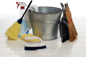A Clean-as-You-Go Guide for the Whole House