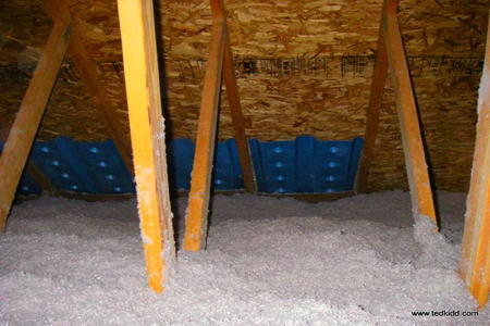 Install Roof Insulation Installing Attic Insulation