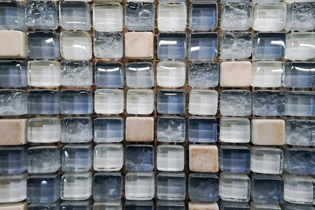 how to make recycled glass countertops
