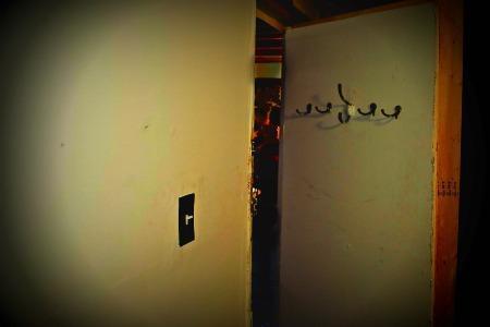 Create your own secret door for Create your own door