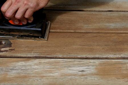 Vymena starej drevenej podlahy