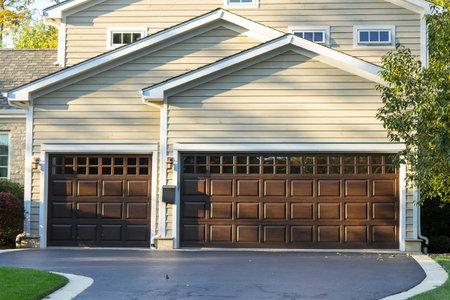 How To Install Trim Around A Garage Door Opening
