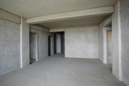 How To Lay A Concrete Basement Floor Part 1
