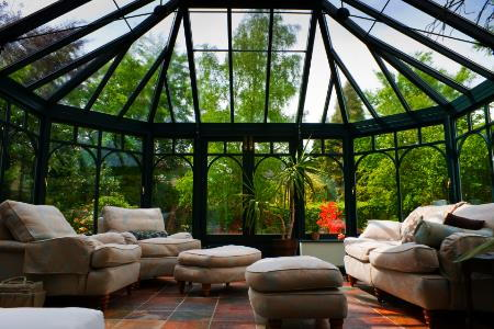 planning a beautiful sunroom
