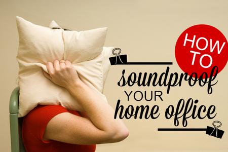 How to soundproof a home office doityourself com