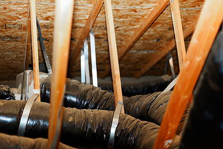 How To Prepare An Attic Fan For Winter Doityourself Com