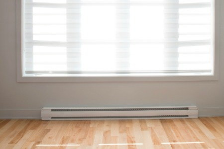 Proper prep and paint for baseboard heaters for Paint baseboard heater
