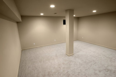 tips for finishing your concrete basement walls