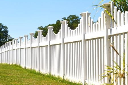 The 411 On Fencing Materials Doityourself Com
