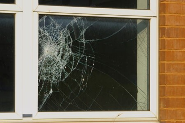 How To Replace Broken Window Glass Doityourself Com