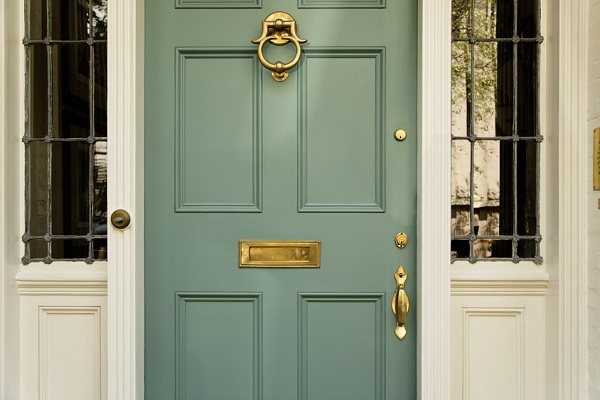 Hot Topics Repainting Exterior Metal Doors