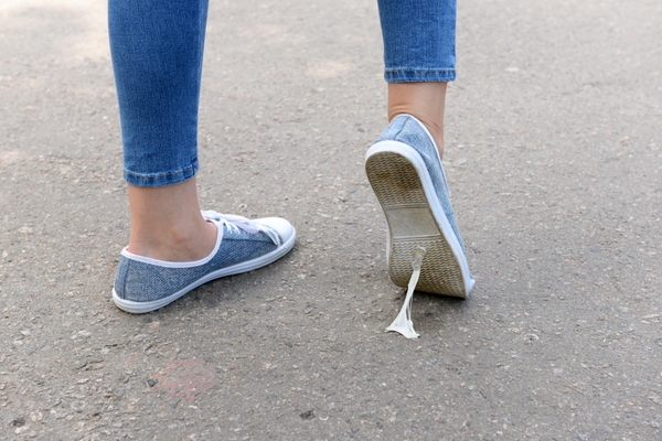 How To Remove Gum From Your Shoes Doityourself Com