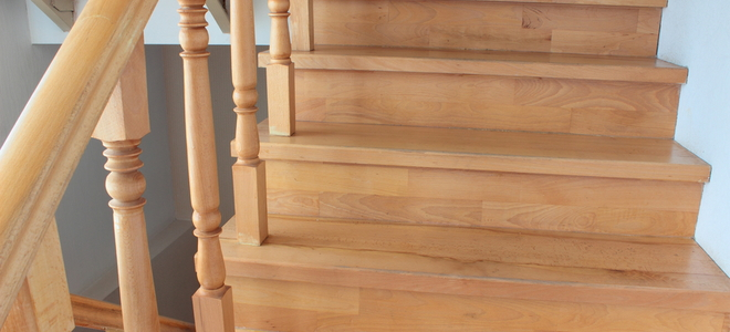 How To Paint Wood Stair Railings Doityourself Com