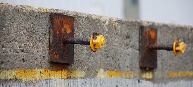 How To Remove A Concrete Anchor Bolt Doityourself Com