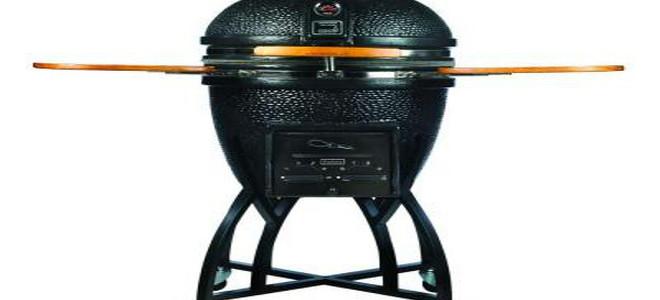 Kamado Ceramic Charcoal Grill