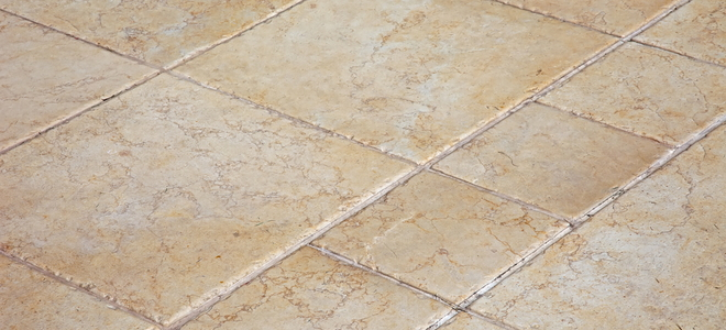 How to remove old tile flooring