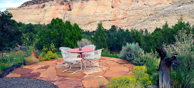 Create an Outdoor Living Area You Won't Want to Leave