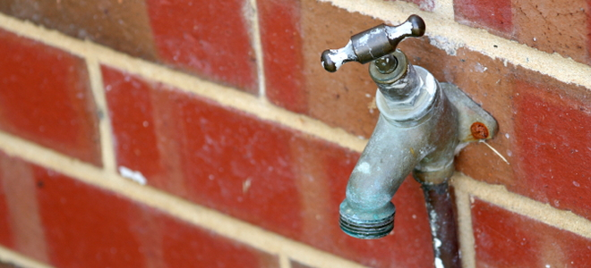 Troubleshooting An Outdoor Faucet With No Water Running