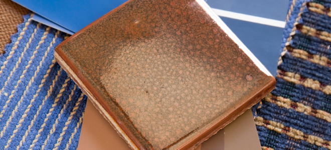 How to paint on ceramic tiles